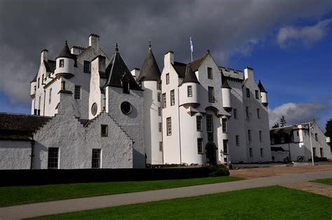 Polish Home Decor blair castle a photo from highland scotland trekearth