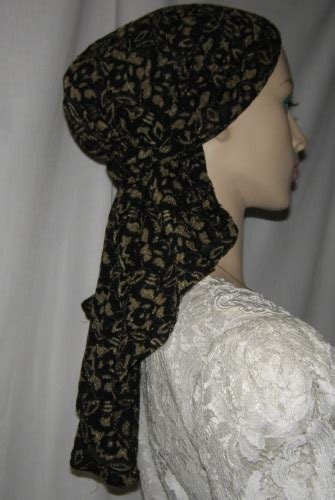 Poly Twist Bandana mitpachat scarf headcoverings israeli tie scarves