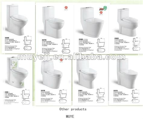 Different Types Of Water Closets 2424 high quality and fashion ceramic western toilet