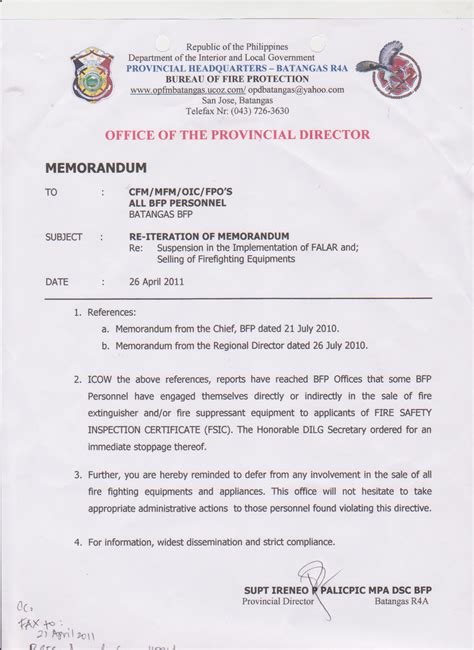 extinguisher certificate template sle application letter for tax exemption in the