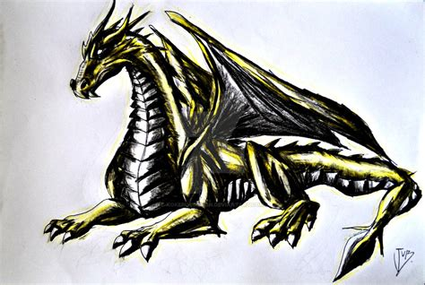 Color Combination by Electric Dragon Dragon Electrico By Kokeblacklion On