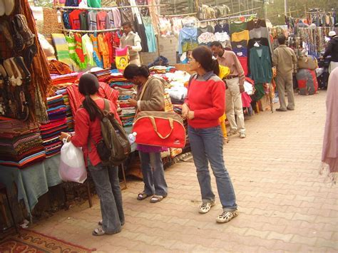 On A Shopping Spree In Delhi, Shopping Experience By A