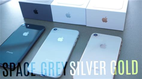 iphone  space grey  gold  silver youtube
