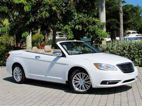 Chrysler 200 Limited Convertible 2014 Chrysler 200 Convertible Limited 2dr Convertible In