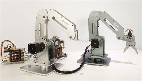 Home Blueprint Maker build a laser cut and soldering dobot robot arm