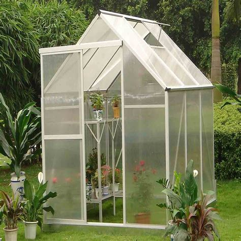 Shed Roofing Sheets by How To Build A Garden Greenhouse With Polyethylene Sheets