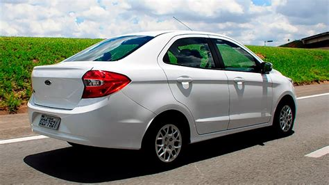 ford ka sedan interior novo ford ka 2017 pre 231 o interior fotos consumo opini 227 o