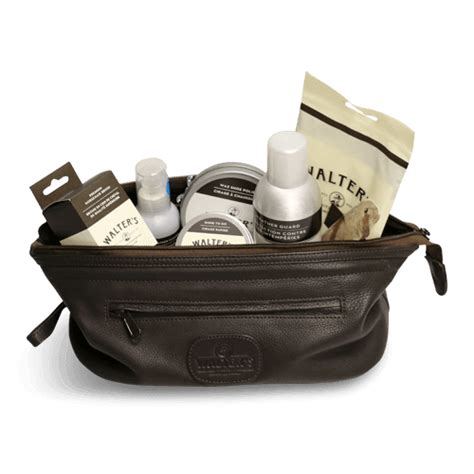 walter s gentleman leather care kit