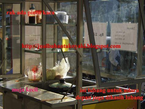 pengalaman membuat takoyaki cara memesan atau membuat booth dengan model yang baik dan