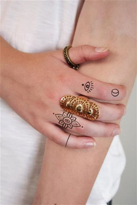 henna tattoo jonesboro ar finger temporary set temporary tattoos by tattoorary