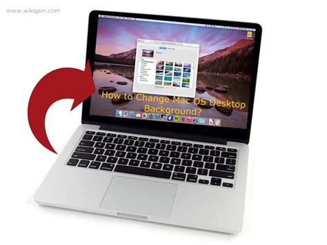 change desktop background mac change mac os x el capitan desktop background wikigain