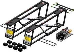 best portable car lift system for garage or shop