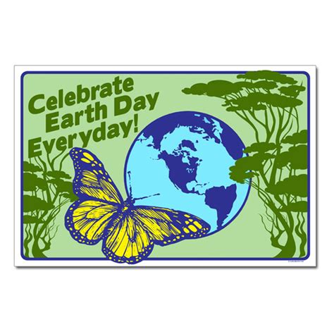 celebrate earth day recycled earth day by cardsdirect ai rban005 celebrate earth day every day recycling banner