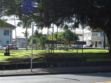 Hilo Post Office by A Day In Hilo Hawaii