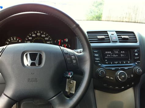 Honda Accord 2006 Interior by 2006 Honda Accord Interior Pictures Cargurus