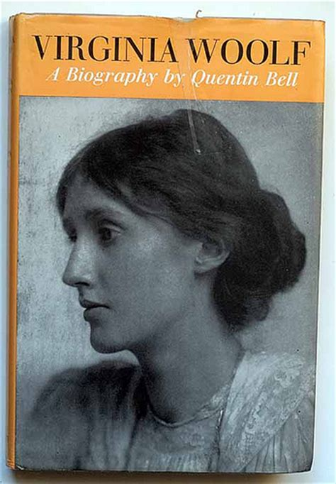 biography virginia woolf virginia woolf a biography by quentin bell a photo on