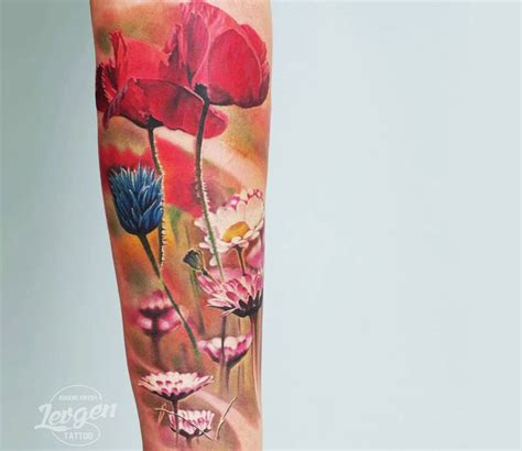 watercolor tattoo eugene oregon 25 best ideas about realistic flower on