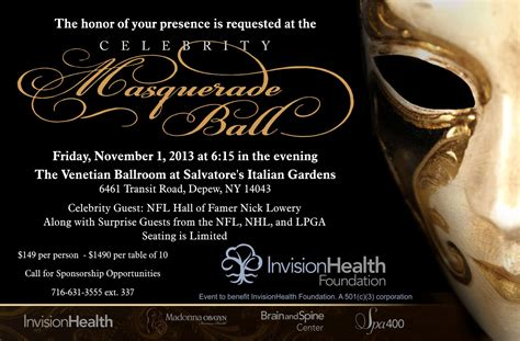 ball invitation quotes quotesgram