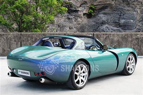 Tvr Tuscan Swordfish Loved The Tvr From The Swordfish Now You Can Own