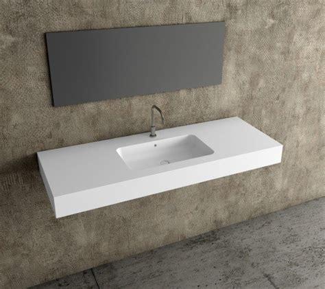 encimeras de lavabo de resina encimera resina mineral solid lavabo centrado ba 241 os de