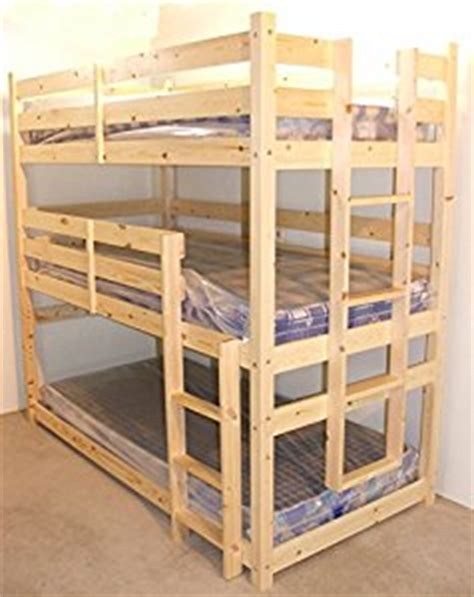 triple sleeper bunk beds uk 3 tier triple bunkbed 3ft single triple sleeper bunk bed