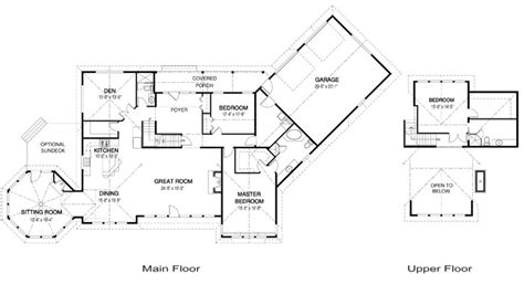 cedar home floor plans clearview post and beam retreats cottages cedar home plans
