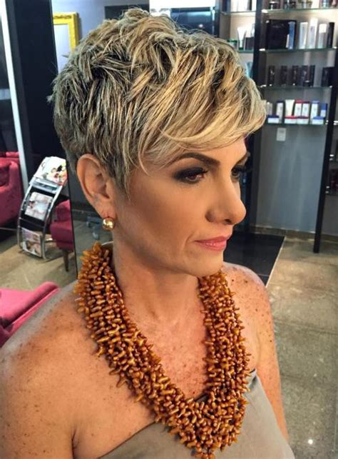 pixies from dark to blonde 80 respectable yet modern hairstyles for women over 50