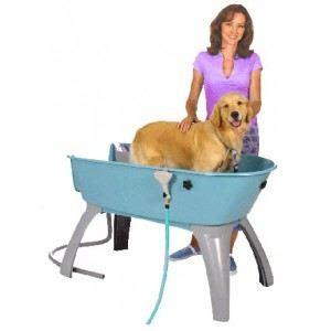 baignoire booster bath toilettage chien achat vente