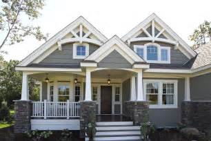 Craftsman style house plan 3 beds 2 baths 2320 sq ft plan 132 200