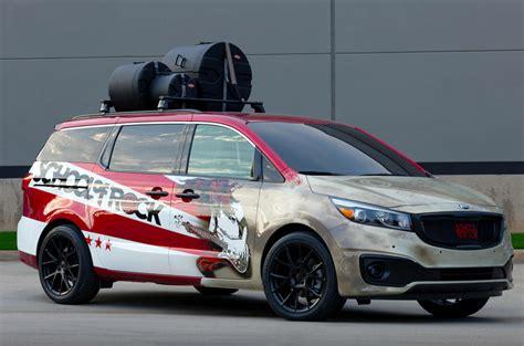 World Car Kia Mazda Sema Show 2016 Report And Gallery Autocar