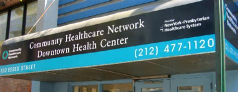 community healthcare network a network community healthcare network community health center