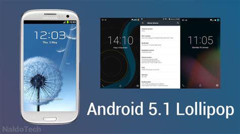 Samsung S3 Lollipop install android 5 1 lollipop omnirom on galaxy s3 gt