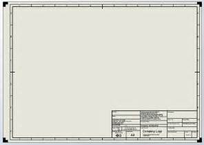drawing template grabcad