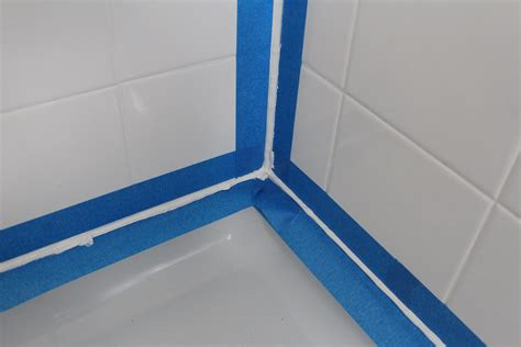 how to apply bathtub caulk our home from scratch