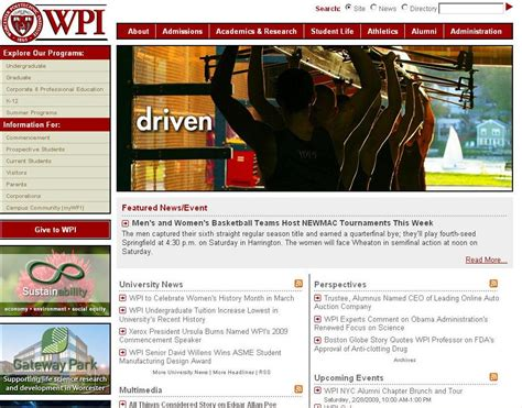 Mba Programs Worcester Ma by Worcester Polytechnic Institute Degrees Reviews