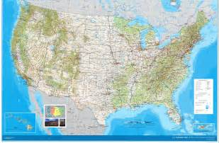 united states on the map united states other maps