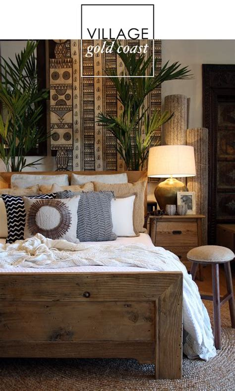 earthy bedroom adore home magazine blog store profile village i love the wood again wood everywhere is