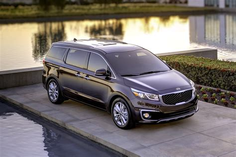 Kia Sedona Pictures 2015 Kia Sedona Review Ratings Specs Prices And Photos