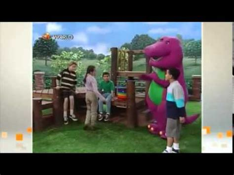 barney colors all around barney friends colors all around season 5 episode 8