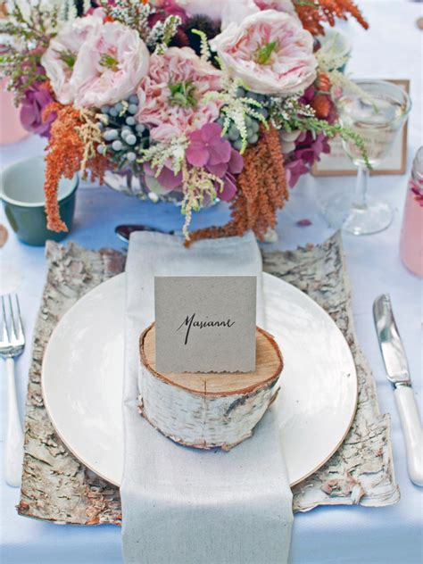 how to make wedding place setting cards entertaining ideas themes for every occasion hgtv
