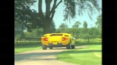 Top Gear Lamborghini Countach Top Gear 1991 Lamborghini Countach 20th Anniversary