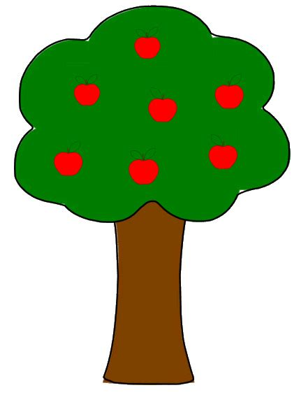 apple tree clipart apple tree clip clipart best