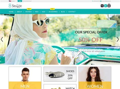 store themes for wordpress free 25 best free woocommerce wordpress themes 2018