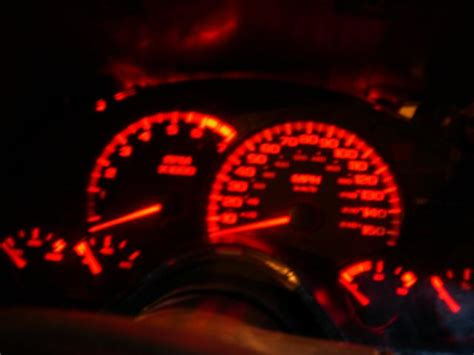 red led gauge cluster bulbs ls1tech camaro and