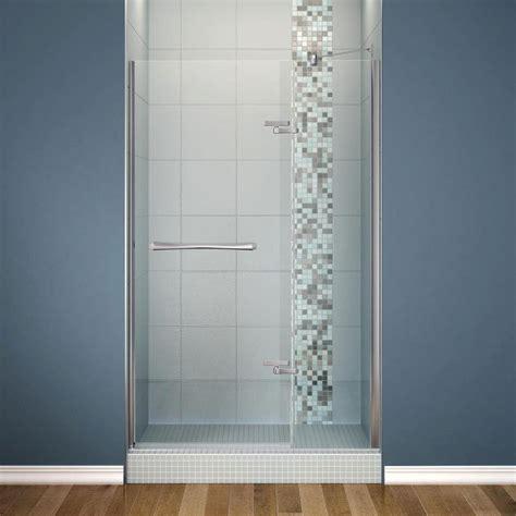 Maax Reveal Shower Door Reveal Door Figure 2 Typical Sliding Door Section With Timber Floor And Weatherboarding Quot Quot Sc