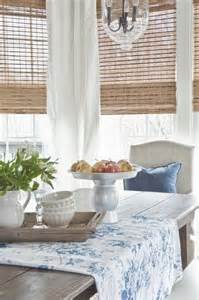 White Bamboo Curtains Bamboo Blinds White Curtains For The Home