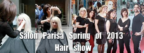 toronto hair show contact salon parisa toronto