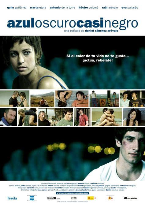 film blue black azuloscurocasinegro 2006 filmaffinity