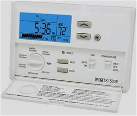 thermostat swing value lux lighted programmable thermostat
