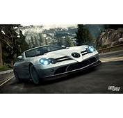 Mercedes Benz SLR McLaren Roadster 722 S  Need For Speed